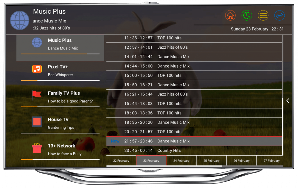 Smarttvclub - Download Application for smarttv Samsung, LG- Download Smart TV lists